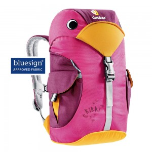 Deuter Kikki Backpack Magenta/ Blackberry