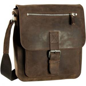 Leonhard Heyden Salisbury 7650 Shoulder Bag S Brown 7650