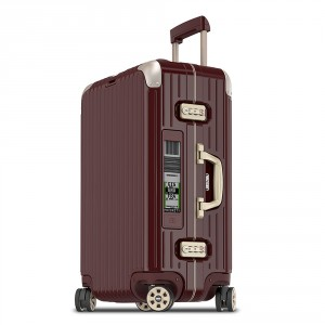 Rimowa Limbo Trolley Multiwheel 67 Electronic Tag Carmona Red
