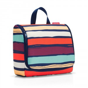 Reisenthel Toiletbag XL Artist Stripes