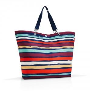 Reisenthel Shopper XL / Strandtas Artist Stripes