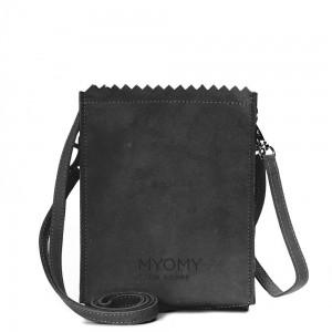 Myomy My Paper Bag Baggy Hunter Off Black