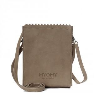 Myomy My Paper Bag Baggy Hunter Taupe
