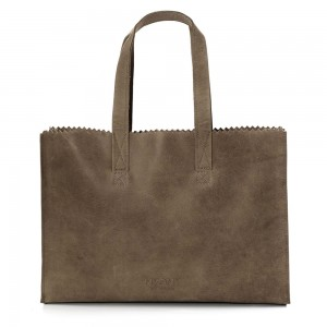 Myomy My Paper Bag Go Hunter Taupe