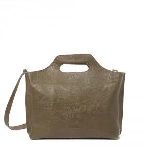 Myomy My Carry Bag Handbag Rambler Taupe