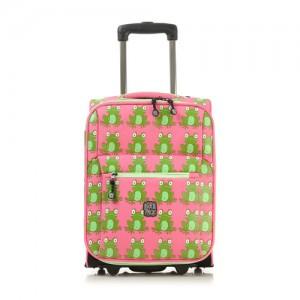Pick & Pack Fun Trolley Pink Frog