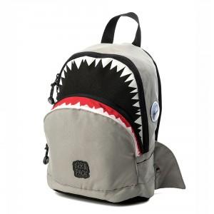 Pick & Pack Fun Rugzak Mono Shark Grey