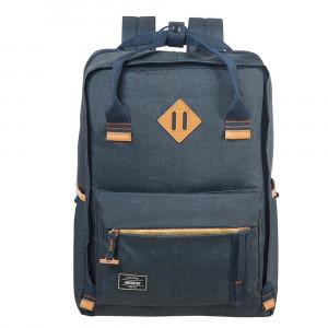 "American Tourister Urban Groove UG Lifestyle Backpack 5 17.3"" Denim"