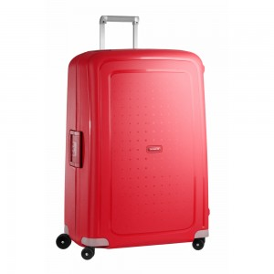 Samsonite S'Cure Spinner 81 Crimson Red