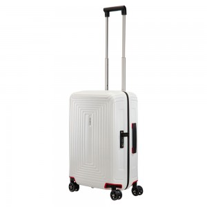 Samsonite Neopulse Spinner 55 Matte White