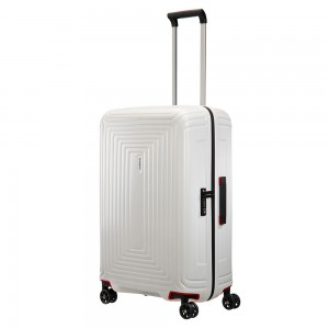 Samsonite Neopulse Spinner 75 Matte White