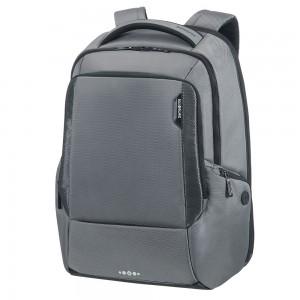"Samsonite Cityscape Tech Laptop Backpack 17.3"" Expandable Steel Grey"