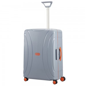 American Tourister Lock 'N' Roll Spinner 69 Volt Grey