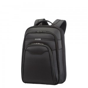 "Samsonite Desklite Laptop Backpack 14.1"" Black"