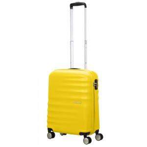 American Tourister Wavebreaker Spinner 55 Sunny Yellow
