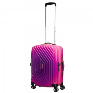 American Tourister Air Force 1 Spinner 55 Gradient Pink