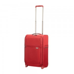 Samsonite Uplite Upright 55 Length 35 Red