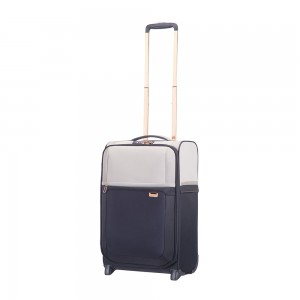 Samsonite Uplite Upright 55 Length 35 Pearl Blue