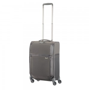 Samsonite Uplite Spinner 55 Expandable Grey