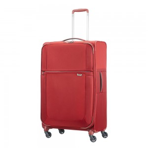 Samsonite Uplite Spinner 78 Expandable Red