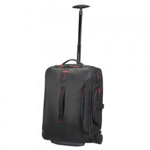 Samsonite Paradiver Light Duffle Wheels 55 Backpack Black