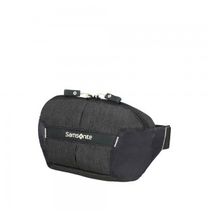 Samsonite Rewind Belt Bag Heuptas Black
