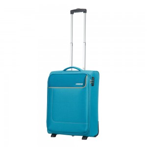 American Tourister Funshine Upright 55 Blue Ocean