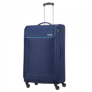 American Tourister Funshine Spinner 79 Orion Blue