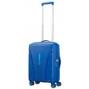 American Tourister Skytracer Spinner 55 Highline Blue