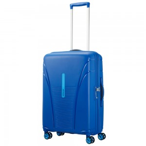 American Tourister Skytracer Spinner 68 Highline Blue