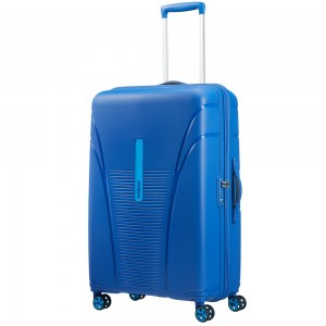 American Tourister Skytracer Spinner 77 Highline Blue