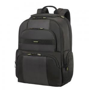 "Samsonite Infinipak Laptop Backpack 15.6"" Black/Black"