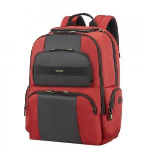 "Samsonite Infinipak Laptop Backpack 15.6"" Red/Black"
