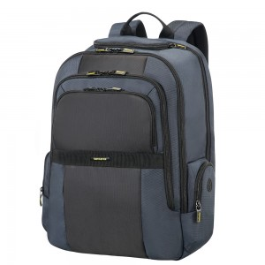 "Samsonite Infinipak Laptop Backpack 17.3"" Blue/Black"