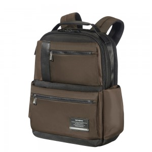 "Samsonite Openroad Laptop Backpack 15.6"" Chestnut Brown"