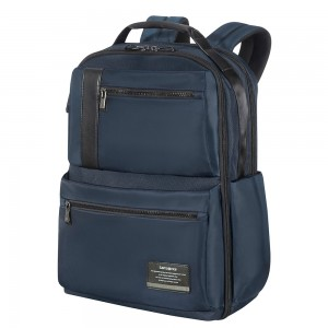 "Samsonite Openroad Weekender Backpack 17.3"" Space Blue"