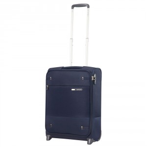 Samsonite Base Boost Upright 55 Length 40 Navy Blue