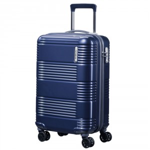 Samsonite Maven Spinner 55 Blue
