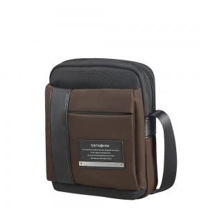 "Samsonite Openroad Tablet Crossover M 7.9"" Chestnut Brown"