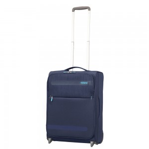 American Tourister Herolite Lifestyle Upright 55 Navy