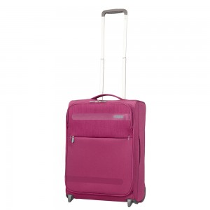 American Tourister Herolite Lifestyle Upright 55 Pomegranate