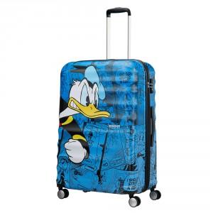 American Tourister Wavebreaker Disney Spinner 77 Donald Duck