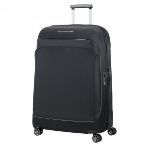 Samsonite Fuze Spinner 76 Expandable Black