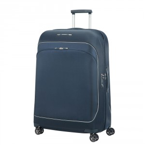 Samsonite Fuze Spinner 76 Expandable Blue Nights