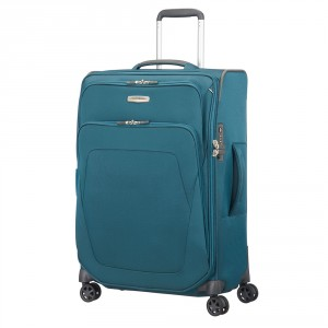Samsonite Spark SNG Spinner 67 Expandable Petrol Blue