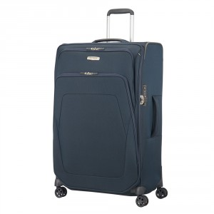Samsonite Spark SNG Spinner 79 Expandable Blue