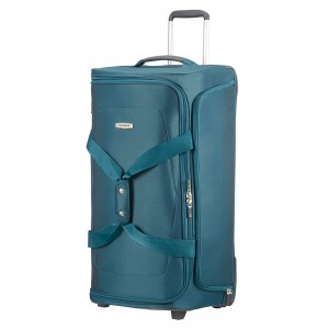 Samsonite Spark SNG Duffle Wheels 77 Petrol Blue