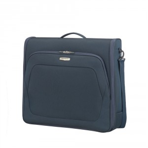 Samsonite Spark SNG Garment Bag Bi-Fold Blue