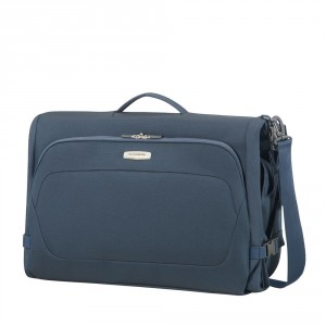Samsonite Spark SNG Garment Bag Tri-Fold Blue