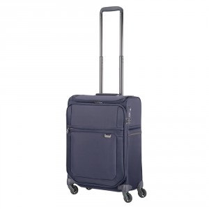 Samsonite Uplite Spinner 55 Toppocket Blue